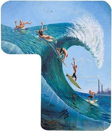 Surf art | #SurfArt | Scoop.it