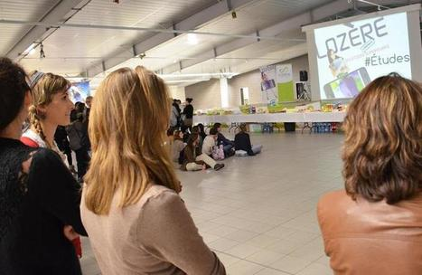 #étudiants48 : tous réunis pour une soirée conviviale - Conseil général de la Lozère | Lozère et Développement Economique | Scoop.it