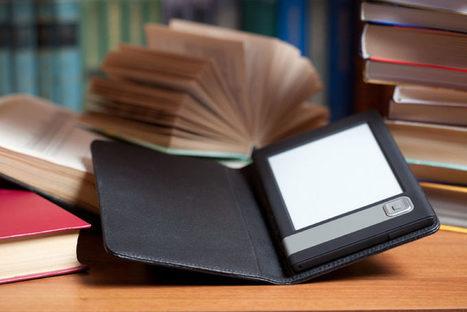 Elektronik kitapların artış hızı basılı kitapları geride bıraktı | Kindle Haberleri | Scoop.it