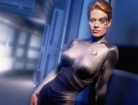 Seven of Nine | Cyber-Funk | Scoop.it