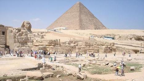 Descifran los enigmas de la Gran Pirámide de Keops | Coffee Break Ezine | Scoop.it