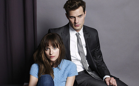 Fifty Shades of Grey Movie release date moved to Valentine's Day 2015 | Fifty Shades Of Grey Movie with Charlie Hunnum and Dakota Johnson | Scoop.it