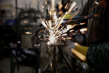 Rising Manufacturing Orders Signal Further US Growth: Economy - Bloomberg | ERP for Manufacturing | Scoop.it