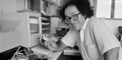Pourquoi Roland Moreno n'a pas eu le destin de Bill Gates | Radio d'entreprise | Scoop.it