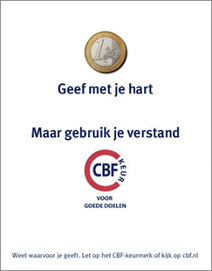 Fundraiser Online: Hoe transparant is het CBF? | Fun(d)raising | Scoop.it
