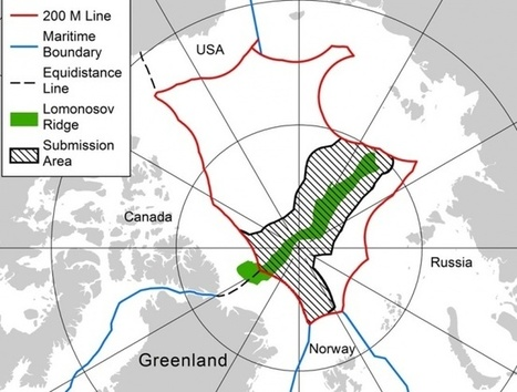 Denmark claims North Pole | Naval Defence | Scoop.it
