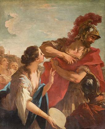 Italian baroque paintings in pictures | pictures-art | Scoop.it