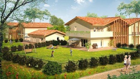 Nouveau programme immobilier neuf ESCALES GASCONNES à Labenne - 40530   L'immobilier neuf du Sud des Landes   Scoop.it