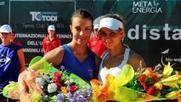 ITF : La prima volta di Alice Balducci - Ubi Tennis | Dani | Scoop.it
