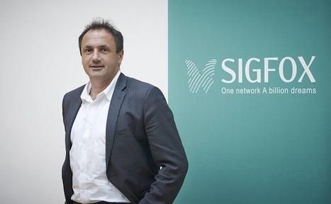 Internet des objets : le Français Sigfox s'allie à Abertis et s'ouvre à l'Espagne | IOT Valley | Scoop.it
