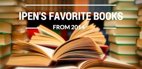 IPEN's Favorite Books From 2014 | positive psychology | Scoop.it
