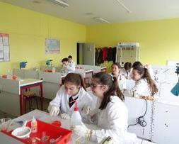 Chimie en Seconde: une année en découvertes ! | Actualité lycéenne  Lycée Mariette | Scoop.it