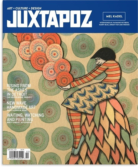 Juxtapoz Magazine - Andrea Salvini's Sustainable Neighborhood | Creative Placemaking | Scoop.it