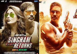 Singham Returns received a roaring response on its opening day | Celebgaz | Scoop.it