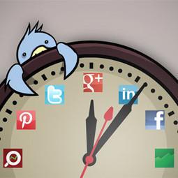 Los mejores momentos para publicar en redes sociales [Infografía] | Marketing Socialmedia | Scoop.it