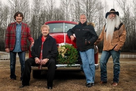 The Oak Ridge Boys Share 2016 Christmas Tour Plans | Country Music Today | Scoop.it