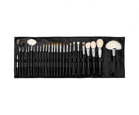 The Make Up Brushes Essentials | Professional Makeup Online | Scoop.it
