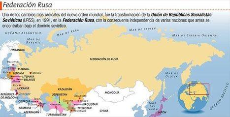 EEUU y la OTAN planean desmantelar la Federación Rusa   Libertad en la red   Scoop.it