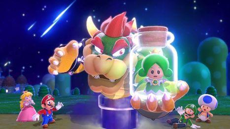 Games Inbox: Super Mario 3D World, GTA Online vs. Watch Dogs, and ... - Metro | Racing Games | Adventures Games | Avatar Games | Scoop.it