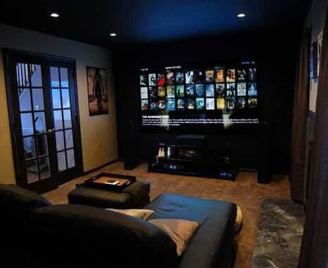 מקרנים לקולנוע ביתי © סטריאו סאונד מערכות אודיו וידאו | Home theater | Scoop.it