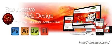 Custom services of web design & development | Supreme Innovation | supremeinv | Scoop.it