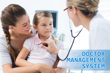 Opt for a Module-Rich Doctor Management Software | Business Software Provider | Scoop.it