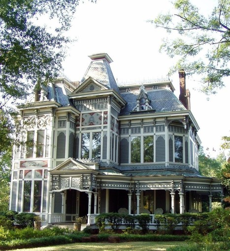 6 Styles of Victorian House Architecture with Examples | House Porn | Scoop.it