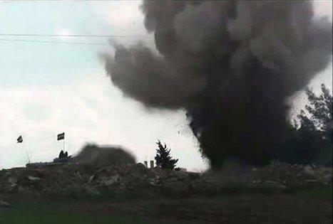 Syrie : 137 officiers de renseignement arrêtés! | Shabba's news | Scoop.it