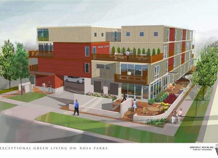 Yet Another Shipping Container Development: This Time Condos | Detroit Rebuilding | Scoop.it