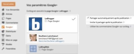 Publication automatique des articles de votre blog dans Google+ | LeBlogger | Méli-mélo de Melodie68 | Scoop.it