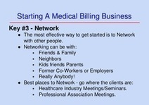 To Begin a Medical Billing Business from Home | Ifixclaim- Medical Claims Processing | Scoop.it