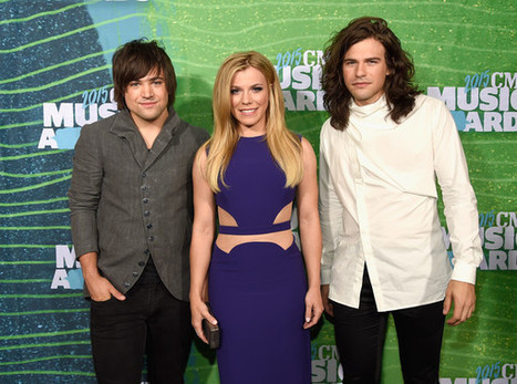 The Band Perry's Kimberly Perry Wants Reba For President   Country Music Today   Scoop.it