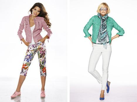 La veste de mi-saison, pièce incontournable du printemps | Suivre la mode | Scoop.it
