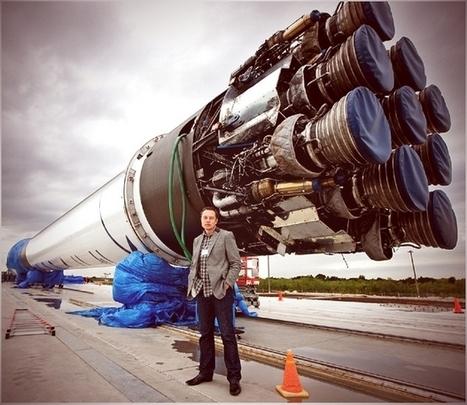 Así es Elon Musk, el hombre que quiere cambiar el futuro de la... | About marketing concepts | Scoop.it