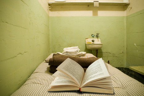 """Teaching """"The Odyssey"""" at San Quentin 