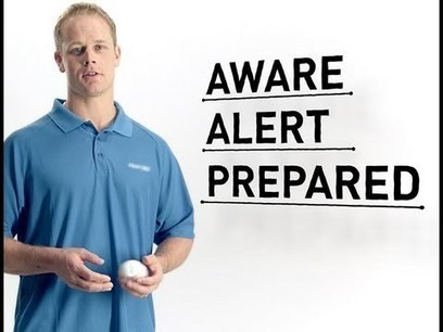 Justin Morneau's Concussion Safety Tips: Be ale...