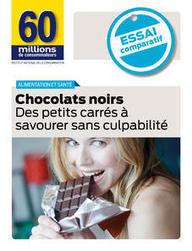 Chocolat noir : des petits carrés à savourer sans culpabilité   Sécurité sanitaire des aliments   Scoop.it