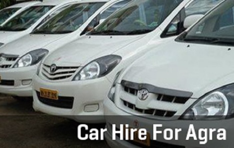 Same Day Agra Tour By Car | Car Rental Services in India | Scoop.it