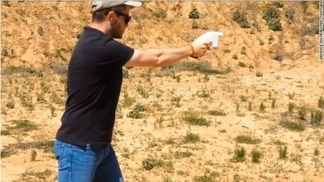 Video shows test firing of 3-D-printed handgun | Gov&Law- Brandon Schubert | Scoop.it