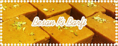 Besan Ki Barfi | Recipe | Scoop.it