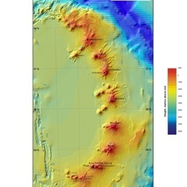 Hot and Cold: Long-Suspected Antarctic Undersea Volcanoes Discovered - Scientific American | Natural Disasters | Scoop.it