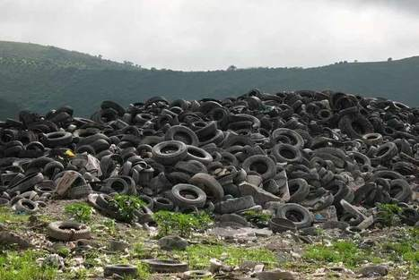 Chile muestra grandes avances en el reciclaje de neumáticos - VeoVerde | Seguridad Industrial | Scoop.it