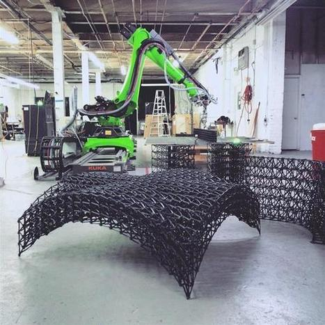 Branch Technology to begin construction of 3D printed house this July | a3 _ research | Scoop.it