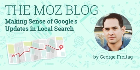 Making Sense of Google's Updates in Local Search | Online Marketing Resources | Scoop.it