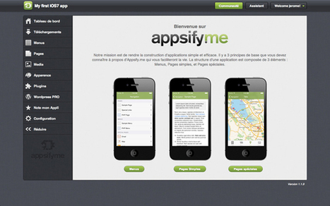 Appsify.me lance une version gratuite permettant de tester la plateforme | Quadra Diffusion | Scoop.it