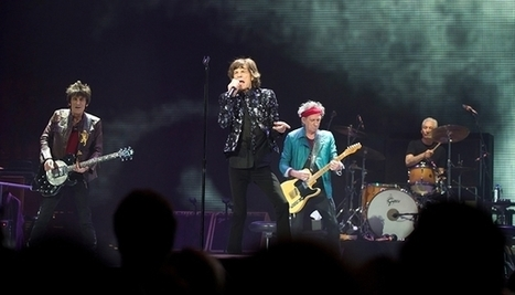 The Rolling Stones Deciding On 2013 Tour... | The Rolling Stones: 50 & Still Rollin' | Scoop.it