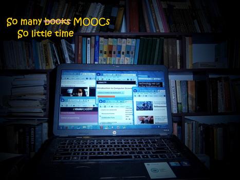 Aprende en línea de forma gratuita con MOOC | E-Learning, Formación, Aprendizaje y Gestión del Conocimiento con TIC en pequeñas dosis. | Scoop.it