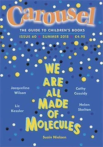 Contact Carousel: The Guide to Children's Books | Book Websites for Young People (KES, Stratford upon Avon) | Scoop.it
