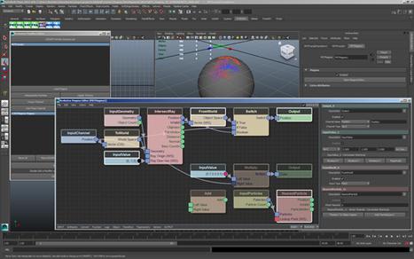 Maya plugins: Krakatoa MY 2.3 | CG Mantra  - Animation Institute in Delhi | Scoop.it