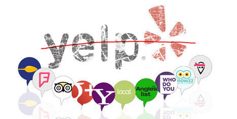 Yelp Can't Be Trusted: Try One Of These Alternatives Now | Hot Blog Tips | Scoop.it